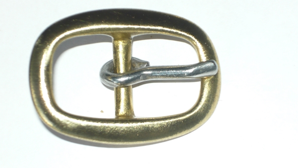 Swage Brass Buckle suit 19mm Straps