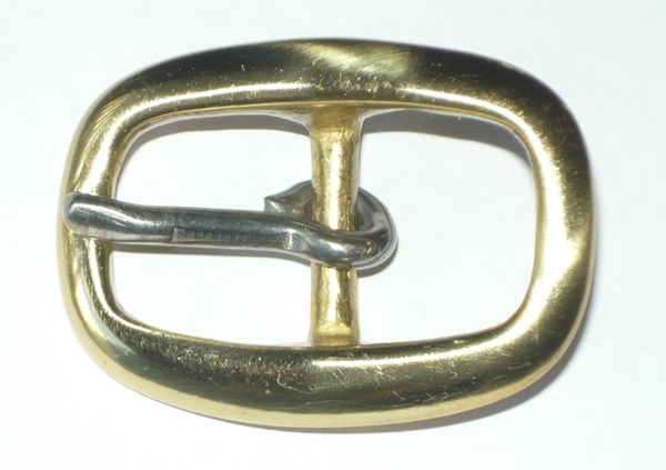 Brass buckle 16mm Swage